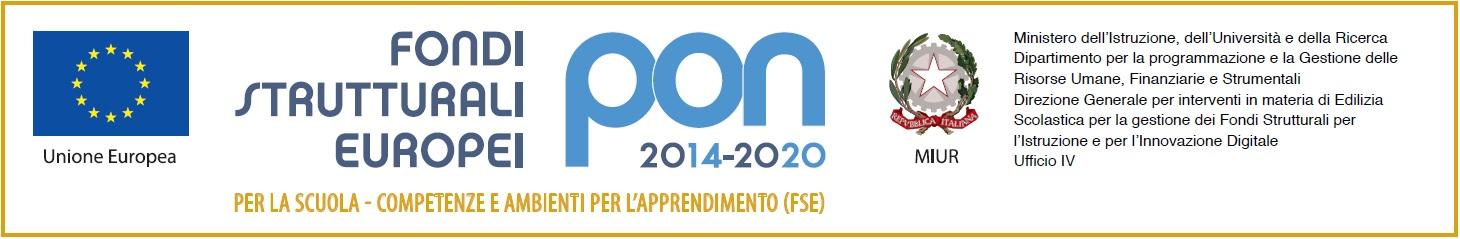 PON MIUR 2014-2020